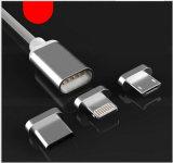 iPhone 7 번개 케이블 고속 거친 직물에 의하여 땋아지는 8 Pin 케이블 Sync 책임 코드를 위한 USB 3 발 3.0