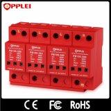 Typ - 2 drei Phasen Wechselstrom-Überspannungsableiter-Blitzableiter