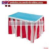 Partei-Feld-Geburtstag-Hochzeits-Dekoration-Tisch-Fußleisten-Partei-Produkte (P4106)