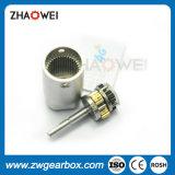 10mm bajo ruido de engranaje pequeño motor para el cuarto de baño inteligente