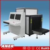 800x650mm Tamaño del túnel de escáner de rayos X utilizados para la venta de comprobación de seguridad equipaje con Ce aprobó Norma Internacional ISO