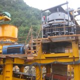 mini estrazione mineraria della macchina del frantoio della molla 75-480tph del frantoio di pietra concreto del cono che schiaccia strumentazione
