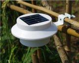Светильник 1W SL1-2 светлого датчика панели солнечных батарей 3-LED напольный