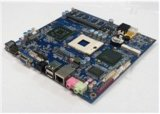 Carte mère de PC de véhicule avec GM45 et processeur de faisceau