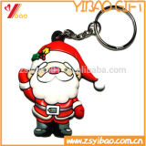 PVC molle Keychain di Customed per il regalo di promozione