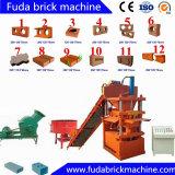 Hydraulische Straßenbetoniermaschine/Lego/Ineinander greifen/Lehm-Block-Formteil-Maschinen-Preis