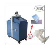 Colagem adesiva do derretimento quente que cola a máquina de revestimento UV da máquina para o tecido descartável do bebê e o guardanapo sanitário
