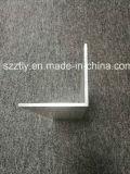 Profils en forme de L enduits d'aluminium de cornière de /Anodised/Powder de fini de moulin de prix usine