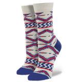 Meias Fuzzy quentes personalizadas a sua própria concepção Sock