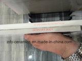 フォーシャンの建築材料80X80よいデザイン完全なボディ大理石の磁器の純粋で白いタイル
