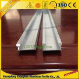Het Spoor van de Gids van het Aluminium van de Uitdrijvingen van het Aluminium van de douane