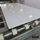 Encimera de piedra de ingeniería de materiales de piedra de cuarzo blanco