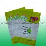 Ежедневный малый плоский упаковывая мешок для заедок, заедок мяса вакуума, заедок продуктов моря