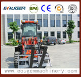 Zl16 Xinchai 엔진 Euro3를 가진 농업 소형 앞 바퀴 로더