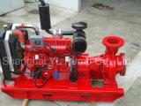 Centrífugas de boa qualidade a diesel da bomba de água subterrânea