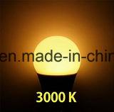 Lámpara de luz LED de un globo de 10W60 E26 E27 AC100-240V la bombilla LED SMD, color blanco cálido