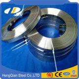 AISI 201 202 304 430 310S Cr Cinta de acero inoxidable para la industria