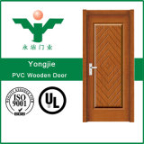 Porta moderna do PVC do quarto do melhor Sell 2017