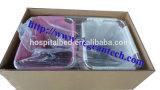 Carro barato de la caída de la limpieza del hospital del instrumento médico de AG-Ss019b para la venta