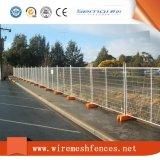 Hot Sale meilleures clôtures temporaires vert de qualité