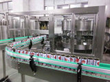 Машина завалки чая молока сока новой технологии машины для прикрепления этикеток горячая разливая по бутылкам