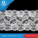 Tessuto austriaco del merletto di Lemo, tessuto pieno del merletto della Corea