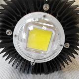 Alta lámpara de la bahía de 250W LED para el almacén de la fábrica Industrial Comercial Highbay Luz