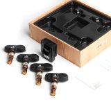Sistema de monitoreo de presión de neumáticos TPMS Bluetooth Pantalla APP OBD