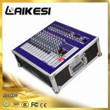 650W Professional Power Mixer avec amplificateur 8 canaux