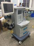 Neue 2 Vaporizers, Anästhesie-Maschine des Gas-3 mit Standard des Entlüfter-Ut-850