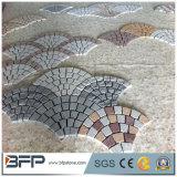 외부 패턴 화강암은 보도 포장 기계를 위한 자갈 돌을 삼승한다