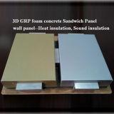 3D GRPによって補強される泡のセメントのボード