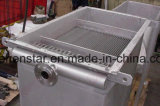 Air  a Water  Placa Heat  Exchanger  para la sequedad de madera de la industria