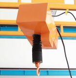 Kbk palan électrique à chaîne avec grue pour venteux et poussiéreux de lieux de travail