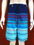 Лето краткости пляжа быстро сухого Colorfull/сплошного цвета для человека/женщин