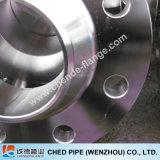 Acero inoxidable ASTM A182 F316/316L C150lb RF Sch40 del Soldar-Cuello del borde