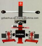 3D Aligner met 4 wielen van de Groepering Machine/3D van het Wiel van de Auto