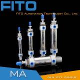 Classificação energy-saving da parte superior do cilindro do ar da peça de automóvel