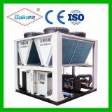 Luftgekühlter Schrauben-Kühler (einzelner Typ) der niedrigen Temperatur Bks-80al