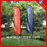 Teardrop della piuma/bandiera esterni bandierina della lama per fare pubblicità