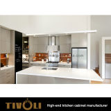 현대 Luxry 시골풍 부엌 찬장 Tivo-0158V
