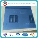 5mm par glace r3fléchissante bleu-foncé de pente pour le guichet et le mur