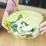 도매 취사 도구 창조적인 디자인 Eco-Friendly 음식 급료 실리콘 보존력이 있는 덮개