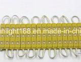 De Module van de gele LEIDENE Verlichting van de Vertoning