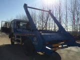 China Hotsales 4X2 10cbm Swing Arm Camion à ordures