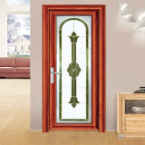 Feelingtop moderno Casement Thermal Break Aluminum Hinged Living Room Door