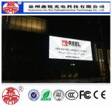 Queda de poupança de energia P10 LED de cores no exterior o módulo do mostrador para publicidade