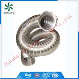 conducto flexible de aluminio semirrígido 10inches de 254m m para el secador