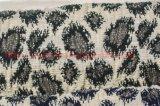 Chemical teints tissu jacquard tissu de polyester pour enduire Toy soft