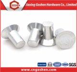 高品質の平らなヘッドアルミニウム鋼鉄固体リベット